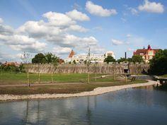 Trelleborgen, fortress in Trelleborg, Sweden. Need to visit Helsingborg, Denmark, Places To See, Sweden, Dolores Park, Travel, Trelleborg, Viajes, Destinations
