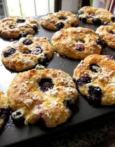 blueberry cottage cheese muffins #recipe