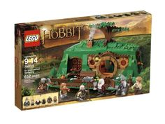 LEGO The Hobbit An Unexpected Gathering:Amazon:Toys  Games.