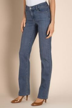 Not Your Daughter's Jeans Marilyn (straight Leg) Jean - Jeans, Pants, Clothing   Soft Surroundings