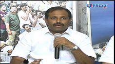 YCP MLA Srikanth Reddy Fires AP CM Chandrababu - Express TV