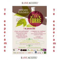 Junio: nueva cita de iloveaceite en EcoTorre