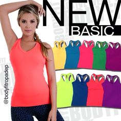 #NewBasic #BodyFitStyle #ExerciseYourStyle