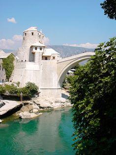 World Monuments: Bosnia and Herzegovina, Mostar - Stari Most Bridge