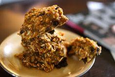 Maiah Miller: Running Girl Bakes: Pumpkin Espresso Cookies