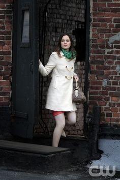 """Shattered Bass"" - Leighton Meester as Blair Waldorf in GOSSIP GIRL"
