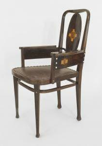johnson appleyard sheffield arts crafts mahogany table circa