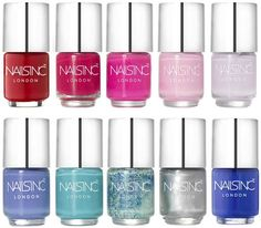 Nails inc West End Paint Can spray - Google Search