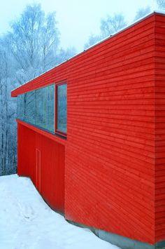RED HOUSE by Jarmund/Vigsnæs Architects
