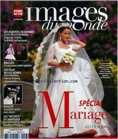Amazon.fr - POINT DE VUE IMAGE DU MONDE du 01/01/2009 - SPECIAL MARIAGE - Collectif - Livres