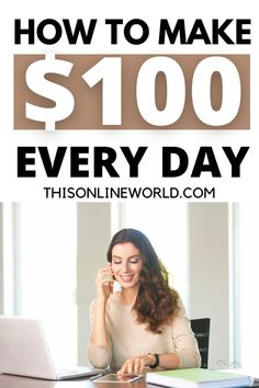Do you really want to know how you can make extra money fast online or in person, then you are the right place. We have outlined awesome money-making ideas that can earn you up to $100 per day while working at home. You can actually earn good money from the comfort of your home in you spare time. Learn how to earn extra cash using these easy online jobs! #makemoneyfast #extracash #easyonlinejobs #earnmoneyfromhome #sidehustles #careersfromhome #waystomakemoney #workingfromhome Make Money Fast, Make Money Online, Midlife Career Change, Easy Online Jobs, Extra Money, Extra Cash, Passive Income Streams, Wealth Creation, Online Income