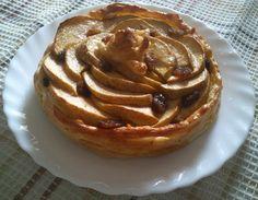 Tarta De Manzanas (sin Azúcar)