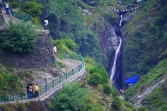 Dal lake in Dharamshala - Himachal Pradesh - India