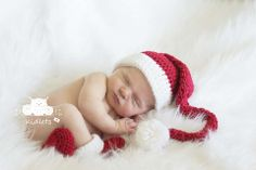 Newborn Boy - Christmas