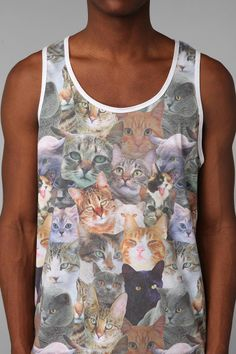 Me-Wow Mix Tank Top