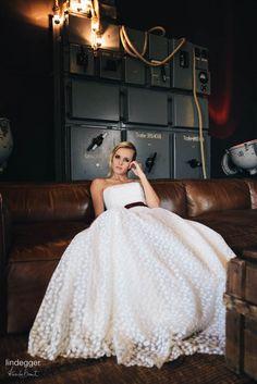 Brautkleid Küssdiebraut Schneeweißchen