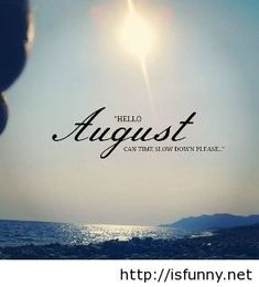Hello august quote 2014 isfunny.net