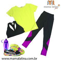 Look lindo, maravilhoso, confortável e com preço ótimo!! confira no site: camiseta dry effort #mamalatina.  R$42,99,  legging skin R$89,00 e top com bojo R$39,00  incrível né?  Compre no site www.mamalatina.com.br @mamalatinabrasil  #fitnessbrasil #fitness #fit #modafitness #l4l #tagsforlike #modafit  #fitgirl  #esporte #vidasaudável #saudeetc #vidaativa #escolhas #escolhasaudavel  #girlswholift #look #lookfit  #workout #ecommerce #comprasonline #compras  #mamalatina #latinsgirlsdoitbetter