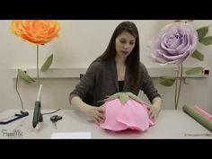Видеокурс Ростовые цветы - Демо версия - YouTube