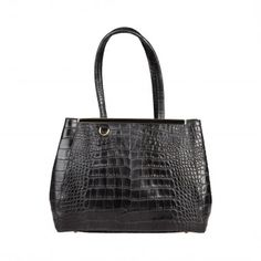 Accesoriu Made in Italia Taormina_nero Tote Bag, How To Make, Bags, Fashion, Italia, Handbags, Moda, Fashion Styles, Carry Bag