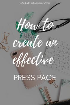 Do you want to be seen? Be more visible? You need press coverage and this page will help you get set up and ready to make the most of the opportunity