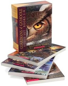 Guardians of GaHoole: Boxed Set 1-4 (Guardians of GaHoole Series)