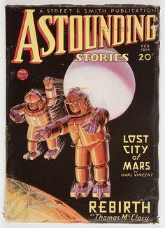 Astounding Stories (February 1934)