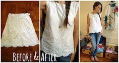 Little Did You Know...: Eyelet Lace