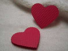 Items similar to Embossed Paper Piece Set of Very Lovely Red Embossed Paper Hearts Scrapbook Embellishments on Etsy Embossed Paper, Scrapbook Embellishments, Paper Hearts, Very Lovely, Unique Jewelry, Handmade Gifts, Red, Etsy, Kid Craft Gifts