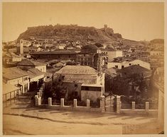 monastiraki l869 Athens Greece, Old Photos, Paris Skyline, The Past, Explore, Travel, Image, Old Pictures, Viajes