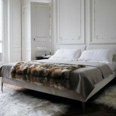 Faux Fur Throw Blanket - lifestylerstore - http://www.lifestylerstore.com/faux-fur-throw-blanket-2/