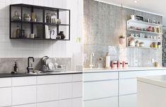 Kvik Mano | KreaVilla Kitchen Cabinets, Home Decor, Decoration Home, Room Decor, Kitchen Cupboards, Interior Design, Home Interiors, Kitchen Shelves, Interior Decorating