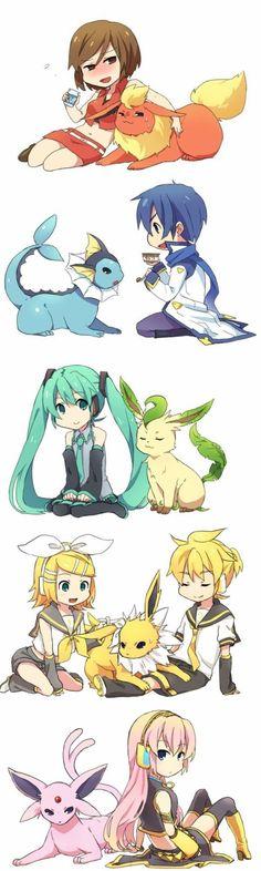 Pokemon VOCALOID