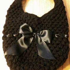 Puff Stitch Crochet Purse