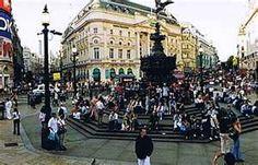 London, England, Picadilly Circus