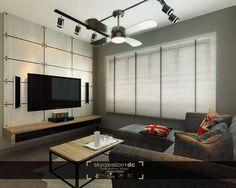 Einzimmer-Wohnung optimal aufteilen und gestalten | DIY Home ...