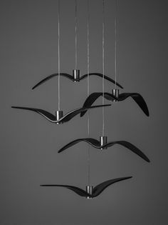 Let us introduce our brand new Night Birds in dark version. Brokis - light - Night Birds design by Boris Klimek - bohemian glass - handmade.