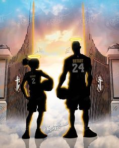 Legends Never Die! 😞😢 So Sad my condolence to this precious family 🙏🏼🙏🏼🙏🏼 Rest In Peace. A Kobe and Gigi tribute Kobe Bryant Family, Lakers Kobe Bryant, Basketball Art, Basketball Cupcakes, Basketball Decorations, Basketball Videos, Basketball Quotes, Basketball Shirts, Basketball Players