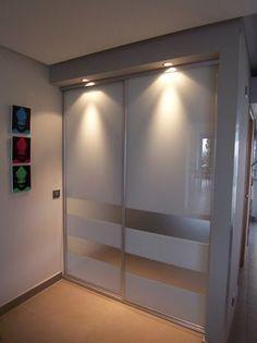 Bedroom Cupboard Designs, Wardrobe Design Bedroom, Bedroom Closet Design, Bedroom Furniture Design, Home Decor Bedroom, Sliding Door Wardrobe Designs, Closet Designs, Placard Design, Wardrobe Laminate Design