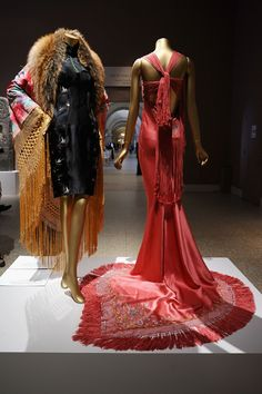 Designers in the exhibition will include Coco Chanel, Christian Dior, Tom Ford, John Galliano, Jean Paul Gaultier, Karl Lagerfeld, Jeanne Lanvin, Ralph Lauren, Christian Louboutin, Alexander McQueen, Yves Saint Laurent, Giambattista Valli, Vivienne Westwood, Jason Wu, and many more.
