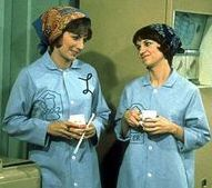 Working Girls - Laverne and Shirley