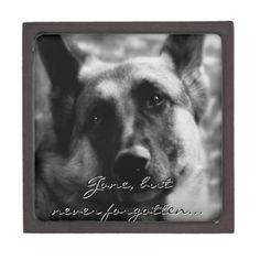 German Shepherd Dog Premium Gift Box
