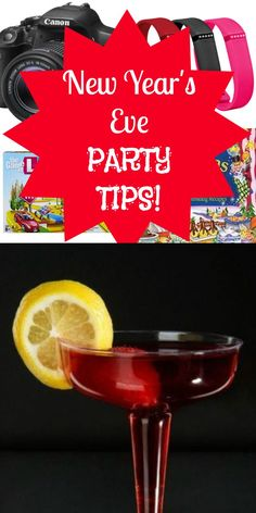 Throw a fantastic New Year's Eve party with these easy tips!!  | eBay Guides
