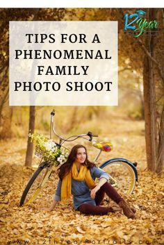 Tips for Phenomenal Family Photo Shoots