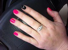 Pink n black ⭐'s
