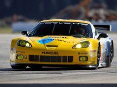 Chevrolet Corvette C6-R 2010 12 Hours Of Sebring