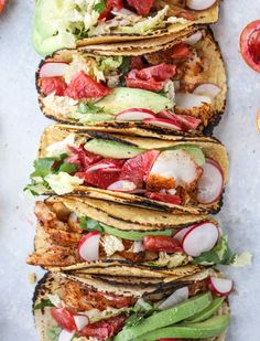cajun fish tacos with blood orange slaw I howsweeteats.com #fishtacos #tacos #bloodorange #fish