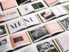 La Vittoria New York - Paris |Branding on Behance