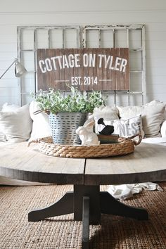 Two Coffee Tables Styled Very Diffe Ways A Must Pin For Ideas On How