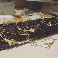 #It's 2 #late for me, ho mama..... 😴😴😴 #kaminerdesign #jewelrydesigner #🌙